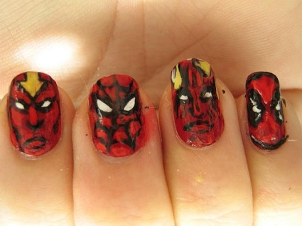 Deadpool would approve of this.